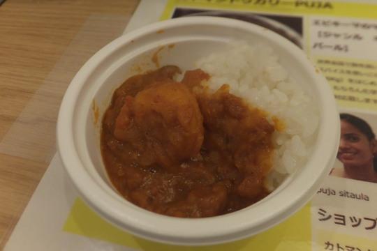 西中島 「レンタルキッチンスペースMonaca」 第4回カレーEXPO&第3回スイーツEXPO試食会 その1!
