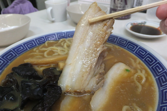 尼崎 「大貫本店(だいかんほんてん)」 日本最古の中華そばです!