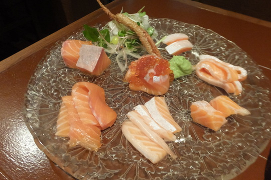 天満 「ガストロ酒場 ねぎま」 鴨と魚の色々な部位が楽しめます!
