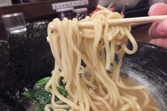 福島 「らーめん小僧」 大阪好っきゃ麺4 第14弾 家馬鹿!
