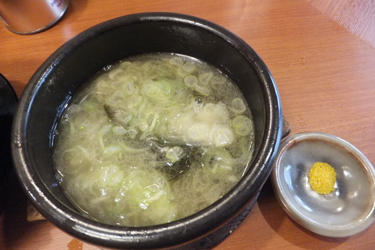 豊中・庄内 「烈火」 関西らぁ祭2 昆布風味がガツンで旨い濃昆つけ麺!