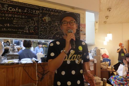摂津・千里丘 「ロハスカフェ」 第2回カレーEXPO&スイーツEXPO試食会 その3!