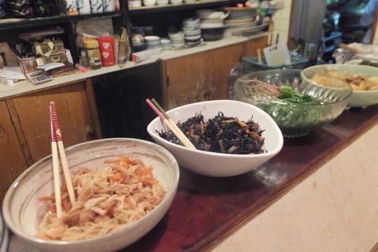 箕面・稲 「喜味」 お母ちゃんのほっこりする料理で癒されました!
