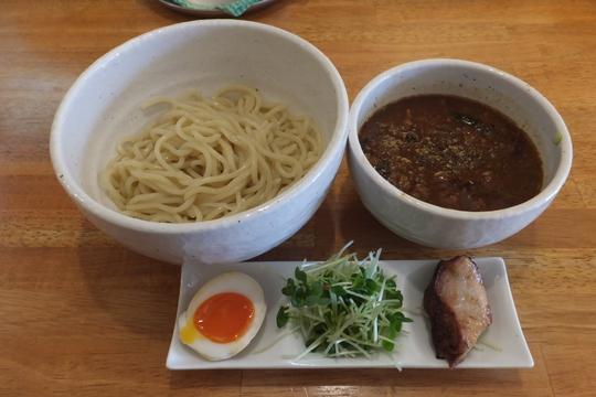 東淀川・上新庄 「KUCHE (クーシェ)」 らぁ祭2015 大阪ラリー8 つけ麺KURO!