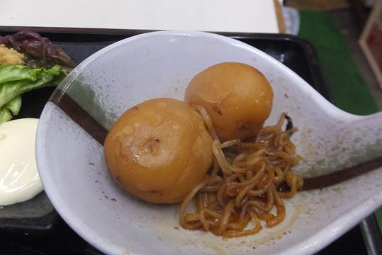 豊中・蛍池 「中華料理 ます」 お値打ち満載のカキフライ定食!