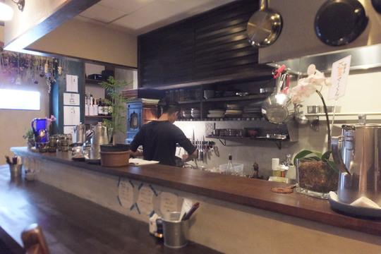 松屋町 「定食堂 金剛石」 カリケンミコノスのシェフが独立されました!