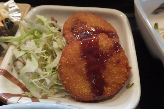 吹田・江坂 「小太郎や」 住宅街の割烹寿司屋で小太郎定食!