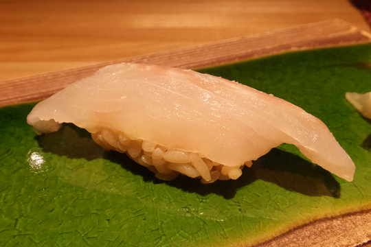 福島 「熟成寿司 Rikyu」 旨味が増す熟成寿司!