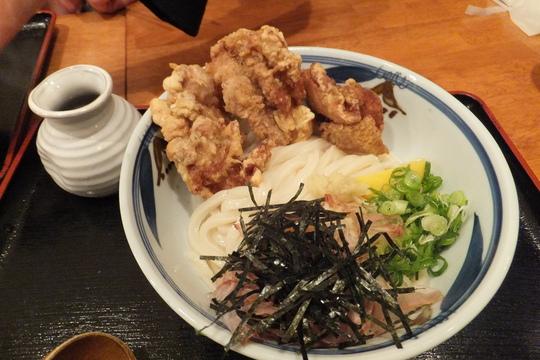 淀川区・東三国 「なかや」 トレンドであるトロトロ鶏卵きつね!
