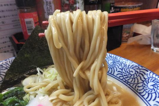 守口・滝井 「麺匠 而今」 らぁ祭2015 大阪ラリー12 特製濃厚魚介白湯そば(醤油)!