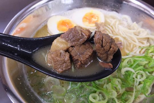 豊中・庄内 「極麺」 鶏白湯の専門店で頂く鶏白湯拉麺!
