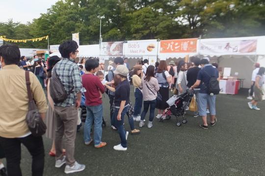 吹田・万博公園 「第4回カレーEXPO&第3回スイーツEXPO、第2回パン博」 第1幕 初日!