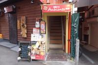 池田・石橋 「アンビエンテ」 目の前でラクレットチーズを掛けてくれるランチが旨い!