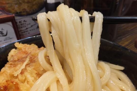 寺田町 「Ah-麺」 うどんラリー2 第5弾 竹鶏玉生醤油(冷)!