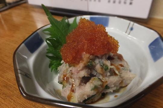 十三 「なまらぴりか」 北海道料理が頂ける居酒屋!