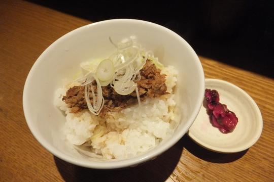 吹田・江坂 「麺屋 六三六」 煮干しがガツンと効いたにぼし冷麺!