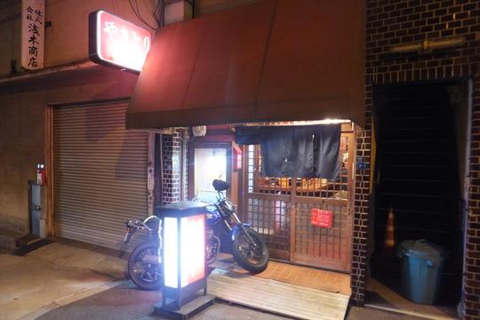 谷町六丁目 「ごへい」 正統派の焼鳥屋で打ち上げ!