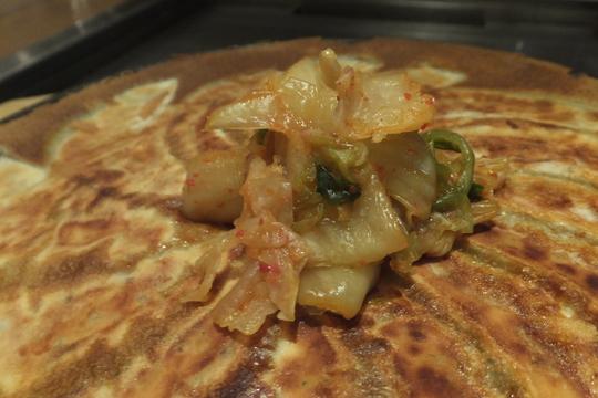 新大阪 「五郎ッペ屋」 気軽に鉄板焼が楽しめます!