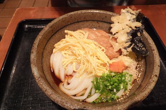 梅田・駅前第三ビル 「うどん棒」 念願のオリーブ牛のつけ麺がメチャクチャ旨い!