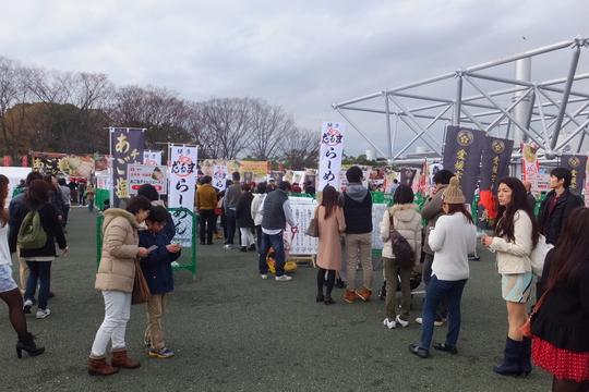 吹田・万博公園 「ラーメンEXPO 2015」 第1幕 3日目 最終日!