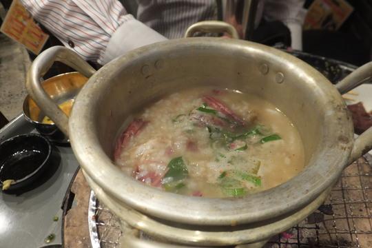 福島 「立喰焼肉 瑞園」 上質の肉がリーズナブルに頂ける立喰いスタイルの焼肉店!