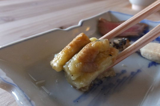 吹田・山田 「蕎麦 浜田」 新星の如く現れたフレンチと蕎麦の融合の店!