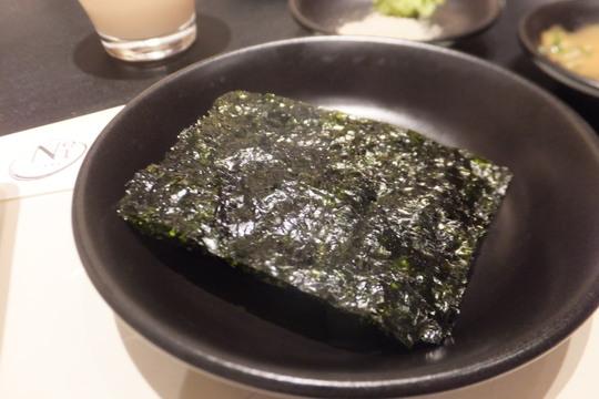 北堀江 「焼肉NO.1(ナンバーワン)」 オシャレな店内で頂く絶品焼肉!