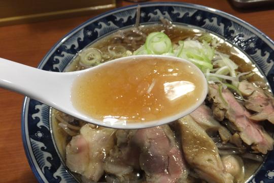 豊中・庄内 「烈火」 鶏の旨味が半端ない冷やし肉そば!