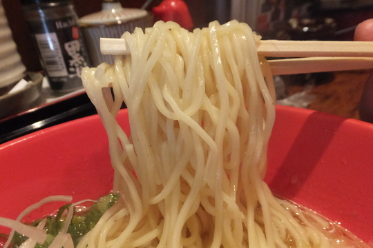 日本橋 「麺屋 青空」 大阪好っきゃ麺5 第2弾 鶏ゆず塩!