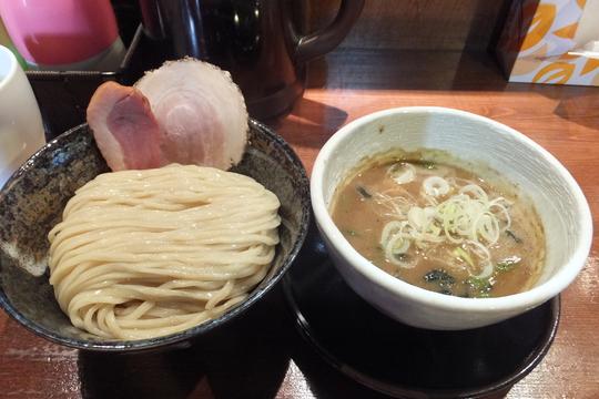 大東・鴻池新田 「而今(じこん)」 らぁ祭2015 大阪ラリー15 魚貝三獣士つけ麺!