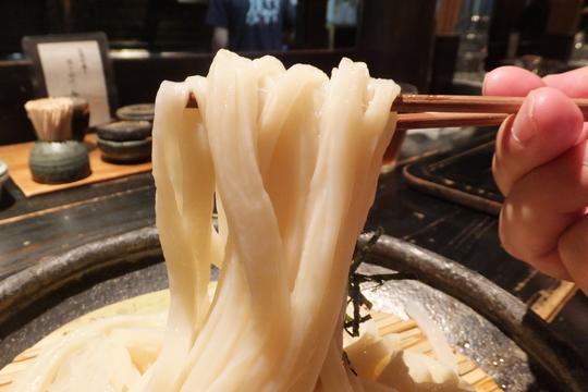 京都・岡崎 「山元麺蔵」 うどん巡礼5 第7弾 香味油豚肉のつけ麺!