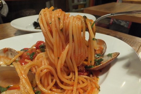 中崎町 「イタリカ(ITALLICA)」 超有名店の料理長が満を持して独立したお店!