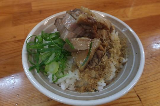 なんば 「ガテン」 大阪好っきゃ麺5 第6弾 キーマカレーまぜそば!
