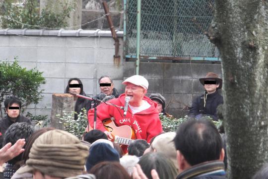 高津宮 「第15回 とんど祭とたぶん(自称)日本一の屋台達」