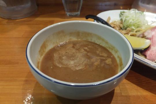 谷町六丁目・上本町 「JAWS(ジョーズ)」 大阪好っきゃ麺6 第7弾 つけ麺!