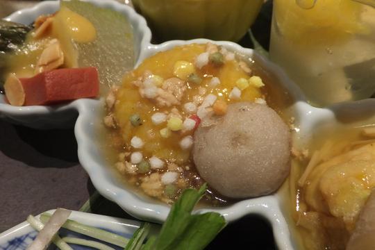 梅田・北新地 「桔梗」 お値打ちで大人気の殿ランチを頂きました!