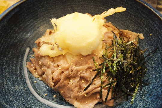 針中野 「あうん」 大阪好っきゃ麺3 第3弾 肉玉ぶっかけ!