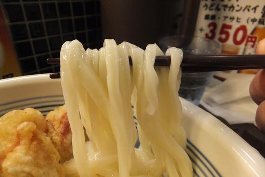 上六 「うばら」 大阪好っきゃ麺3 第4弾 鶏天ぶっかけ!