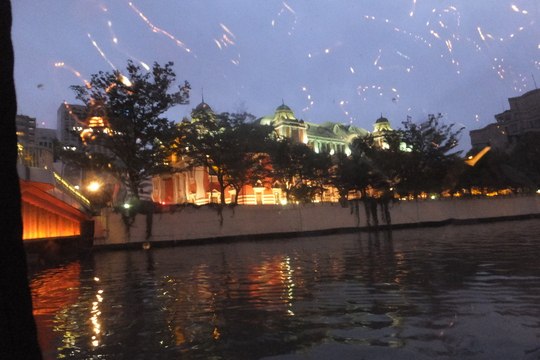 中之島 「LOVE CENTRAL(ラブ・セントラル)」 情熱うどん讃州10周年記念パーティー!