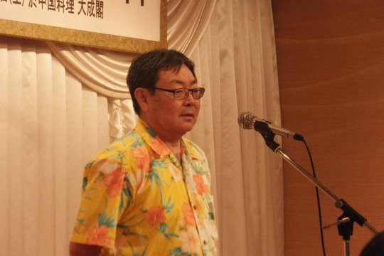 心斎橋 「大成閣」 第34回関西望麺会夏の陣!