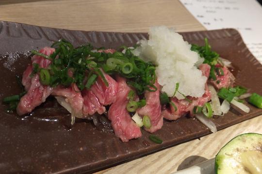 堺筋本町 「鉄板バル mo-ri(モーリ)」 今年もコンペの打ち上げはお得なお任せコースのこちらです!