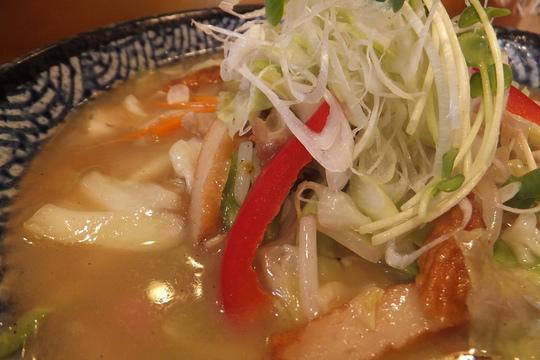 東成・玉造 「菜々家」 大阪好っきゃ麺3 第5弾 野菜ちゃんぽん!