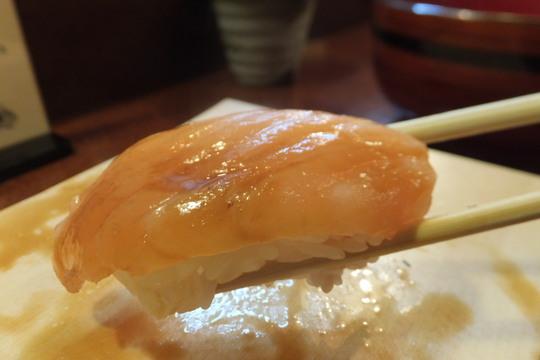 豊中・蛍池 「かまや」 にゅうめんが付いたにぎり寿司ランチ!