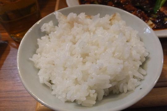 福島 「六徳 恒河沙(リットクゴウガシャ)」 麻と辣が効いた麻婆豆腐ランチ!