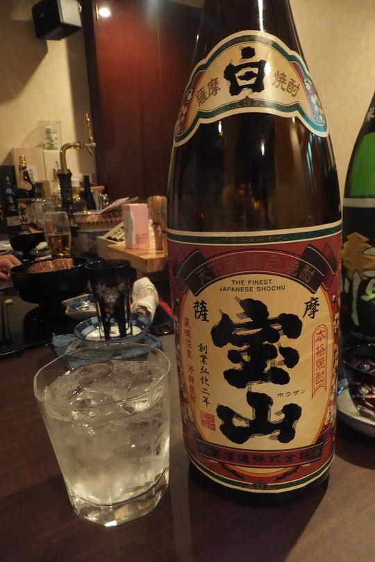 梅田・北新地 「玉鬘(たまかずら)」 台風が来た日にディナーしてきました!