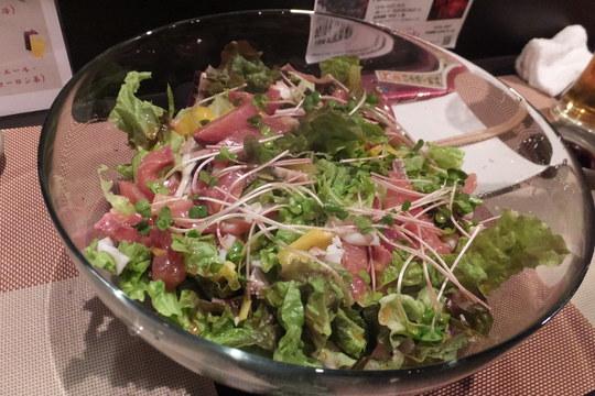 長堀橋 「肉ya!」 番長の晩餐会 スペシャル忘年会!