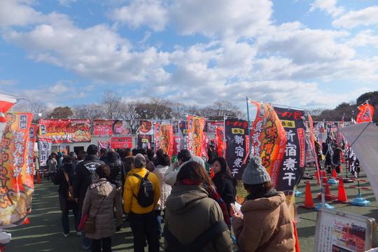 吹田・万博公園「ラーメンEXPO2013」 第2幕 4日目