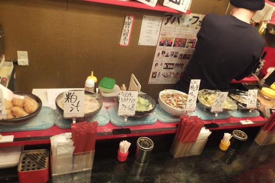 なんば 「南海デンキ」 日本酒に合う料理が旨い立ち呑み!