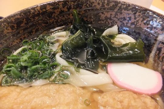 東大阪・鴻池新田 「利乃利」 大阪好っきゃ麺3 第13弾 冷やしきつねうどん!
