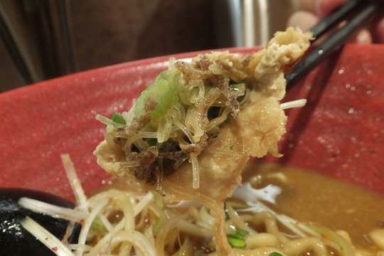 西淀川・塚本 「Style 林」 濃厚な味噌の旨味が詰まった北海道風味噌らーめん!